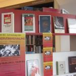 Lesung und Chansons zum 80. Jahrestag der Bücherverbrennung in Deutschland am 10. Mai