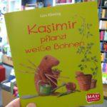Welches Kind pflanzt die größte Bohne der Stadt Puchheim? Mitmachen und gewinnen!