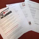 Unser Newsletter vom Mai