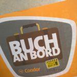 1 kg Bücherfreigepäck von der Condor für Sie!