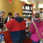 Bürgermeister als Buchhändler – funktioniert!
