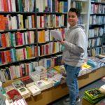 Danke, Luca, Du warst ein großartiger Büchersucher!