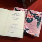 Jodi Picoult hat unterschrieben!
