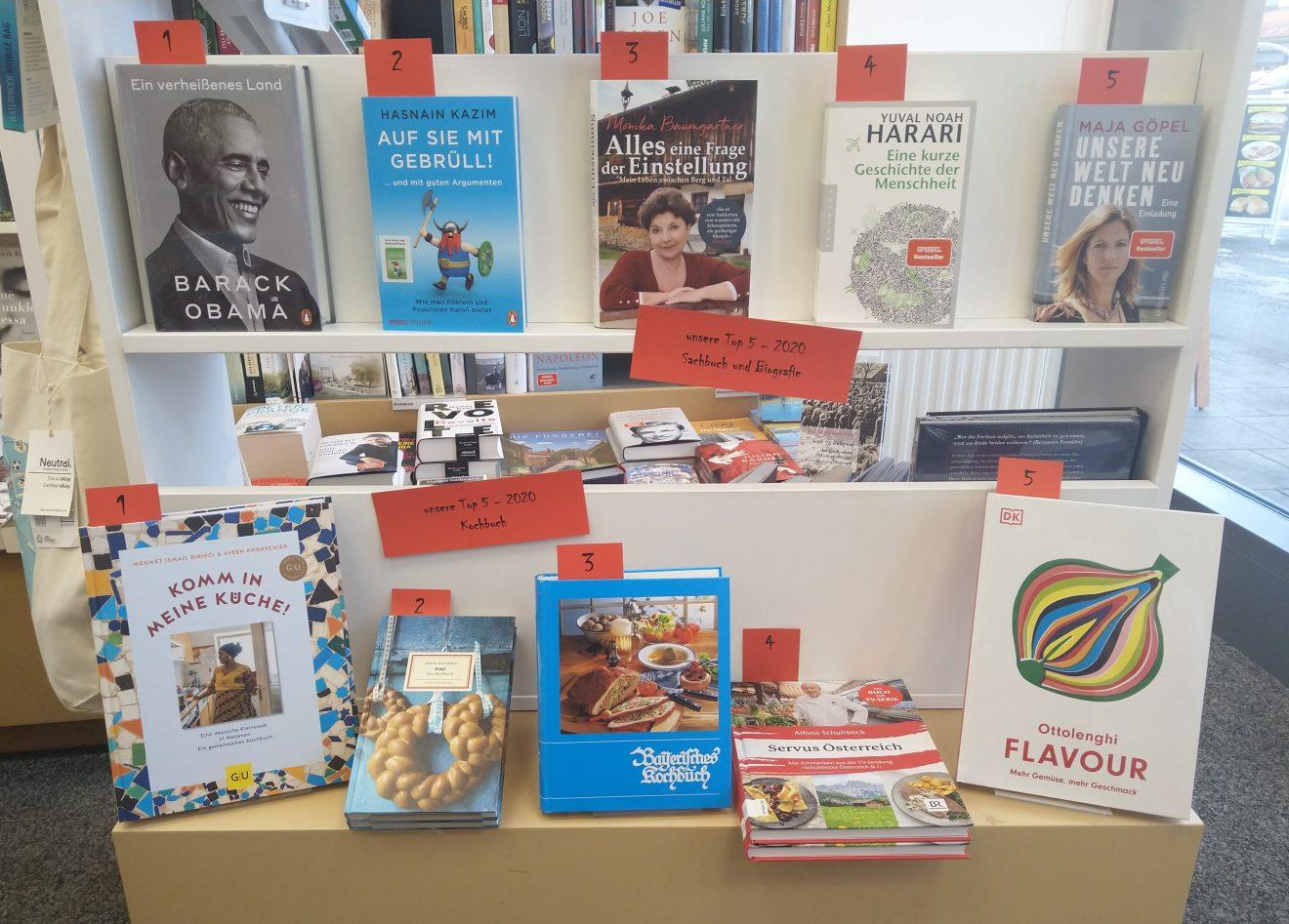 Puchheims Bestseller